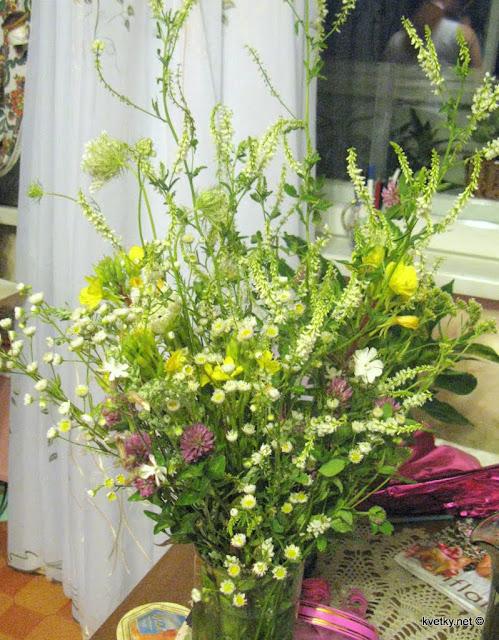 Люстра Светодиодная Потолочная Цветок - Люстры с цветами