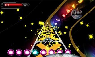 Screenshot of Rhythm Racer 2