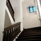 Zrekonstruované schodiště - otevírání sezóny 2011 - duben 2011