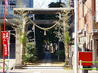 櫻田神社正面