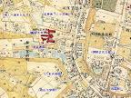 1883(明治16)年 参謀本部陸軍部測量局測量原図