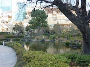現在の六本木ヒルズ毛利池