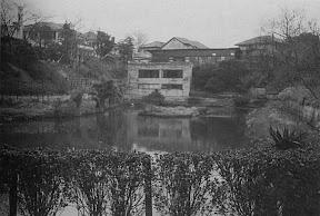 昭和34(1959)年のがま池(写された港区−麻布地区編)