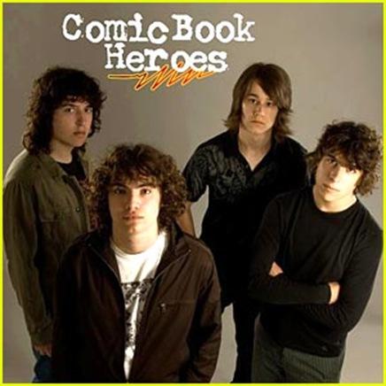 Telefarandula-Comic Book Heroes