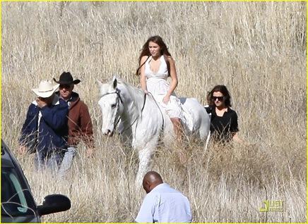 Miley  caballo5
