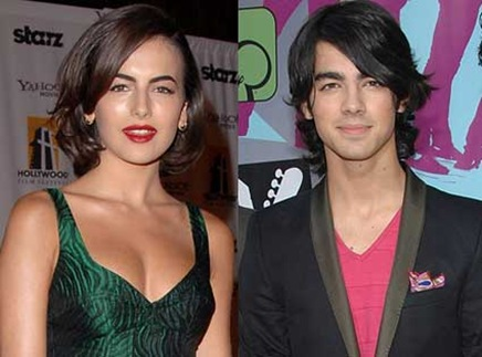 Camilla y Joe