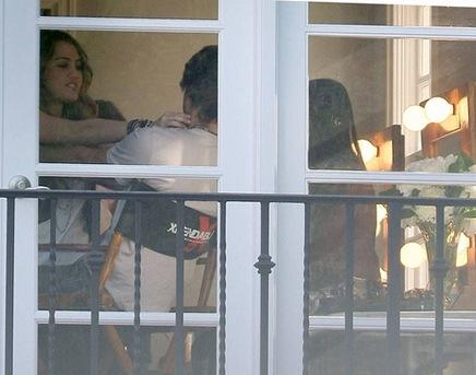 Miley y Justin3