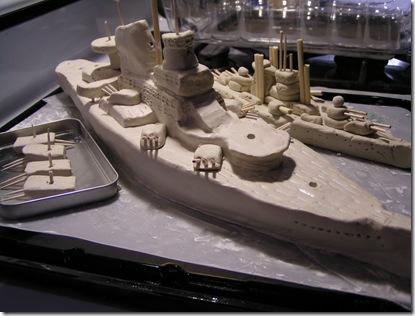 Bismarck model 2