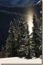 'Alpine subsun' photo ©Thomas O'Brien 1-3-09