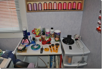 Clean Sewing Room 002