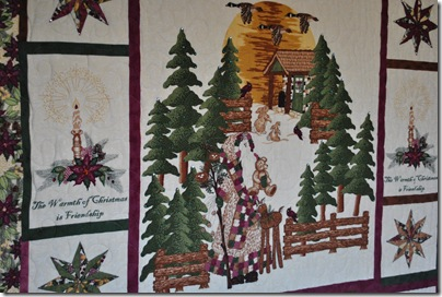 Christmas Wallhanging 001