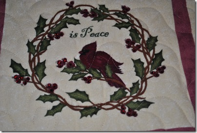 Christmas Wallhanging 002