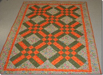Crossed Path Quilt 002