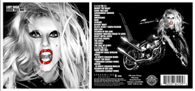 "Versão especial do álbum ""Born This Way"" com 4 faixas extras e 5 remixes no segundo CD"