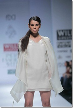 WIFW SS 2011 collection by Vineet Bahl (24)