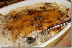 Simple Cookery Green and Wax Bean Casserole