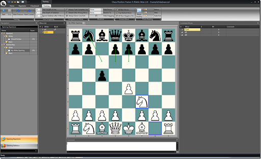Chess Openings Trainer