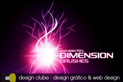 Dimension-Brushes