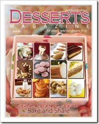 DessertMagazine Issue 5 cover