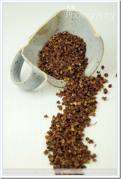 Szechwan Peppercorns (02) by MeetaK