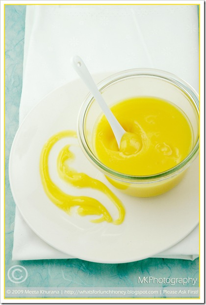 Lemon Curd (04) by MeetaK