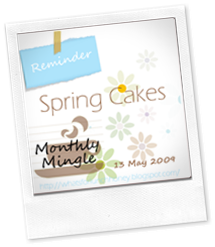 Celebrate with Spring Cakes!