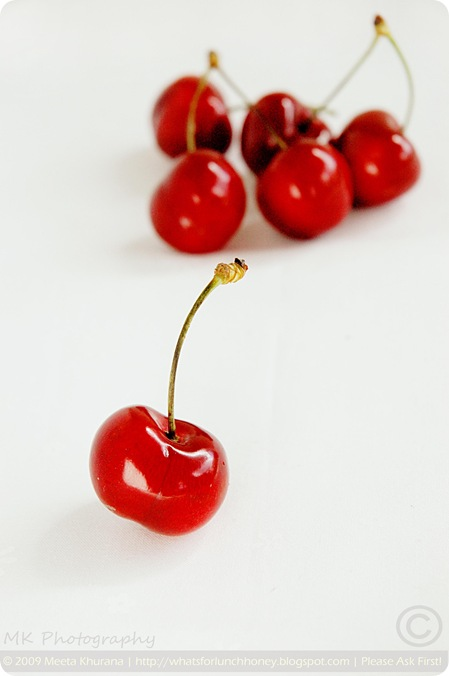 Cherries (02) by MeetaK