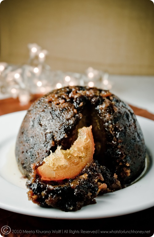 Heston Blumenthal Christmas Pudding (2) by Meeta K. Wolff