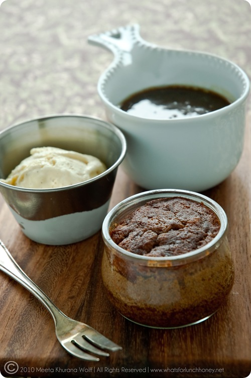Sticky Toffee Pudding (0009) by Meeta K. Wolff