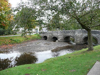 Clun bridge