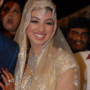 Bollywood Actresses in Wedding Dresses