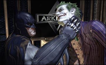 Choke that joker