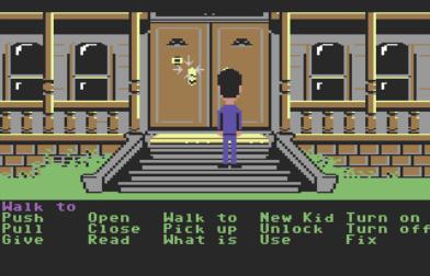 C64_Maniac_Mansion