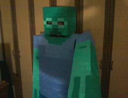 minecraft dude