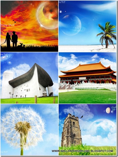 35 DREAMY WORLD