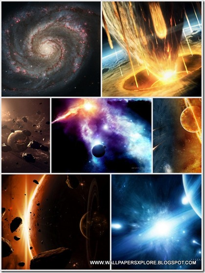 SPACE & UNIVERSE AMAZING  WALLPAPER  {H33T} (www.wallpapersxplore.blogspot