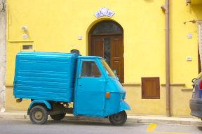 Mietwagen sind auch in Sizilien komfortabel