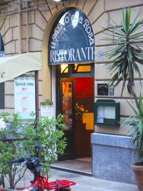 Sizilien - Addiopizzo - Il Mirto e la Rosa - Das mafia-freie Restaurant für Vegetarier und Fleischliebhaber