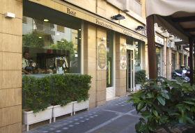 Sizilien - Addiopizzo - Die schutzgeld-freie Bar Pasticceria Costa Adriana in Palermo