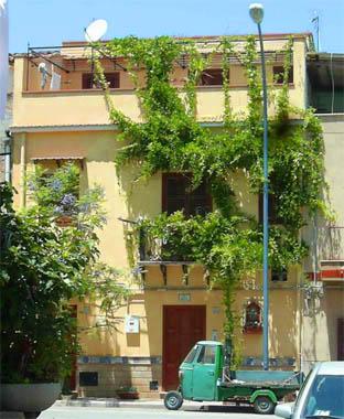 Sizilien - Santa Flavia - In der Casa Maria gibt es Ferienwohnungen mit Heizungen. Sie sind ideal für den Winter-Urlaub.