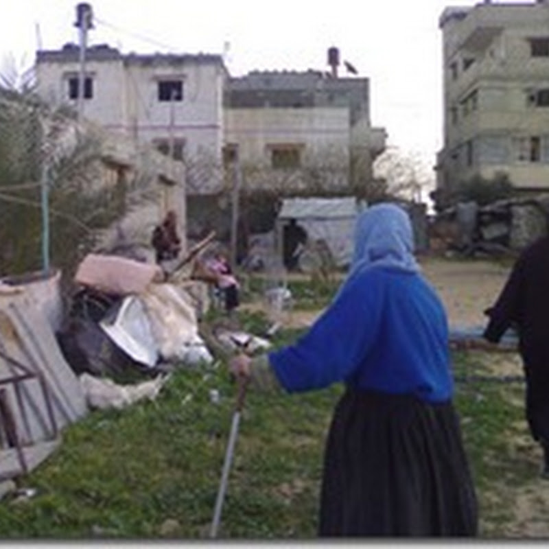أثر انتفاضة الأقصى على النساء الفلسطينيات