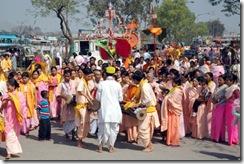 holi celeb govindjee temple manipur