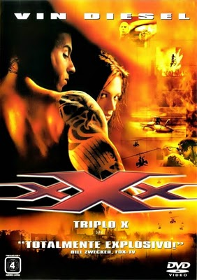Download Filme Triplo X   Dublado DVDRip Avi