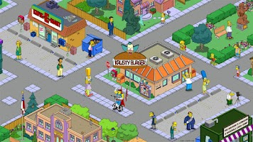 Screenshot of The Simpsons™: Tapped Out