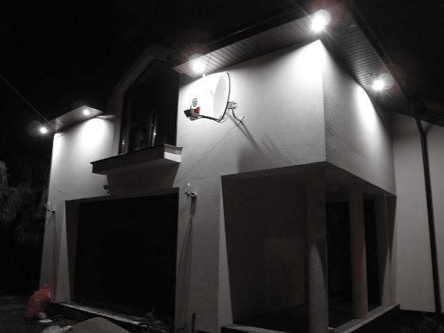 Oświetlenie Podbitki Elektryczność Instalacje I