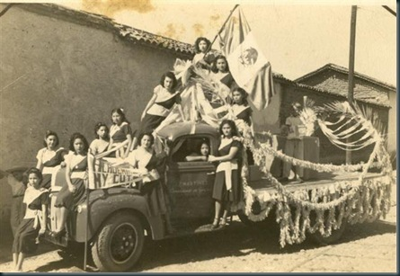 Carro Alegórico