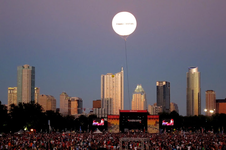 Review: ACL Fest 2010, Day 1