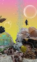 Screenshot of Marine Aquarium 3.2 PRO