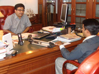 Jayraj Shah in conversation