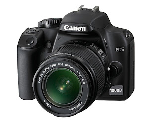 Canon EOS 1000D (EOS Digital Rebel XS)